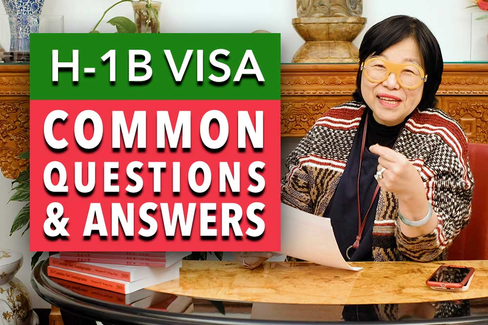 H-1B Visa Common questions answers
