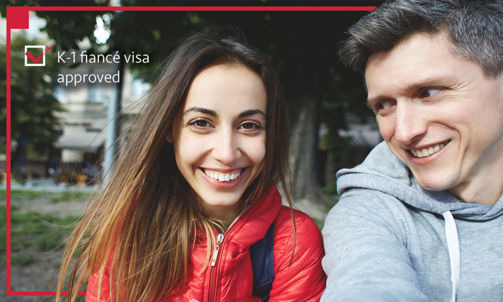 K-1 Visa for couple in love - Immigration Lawyers