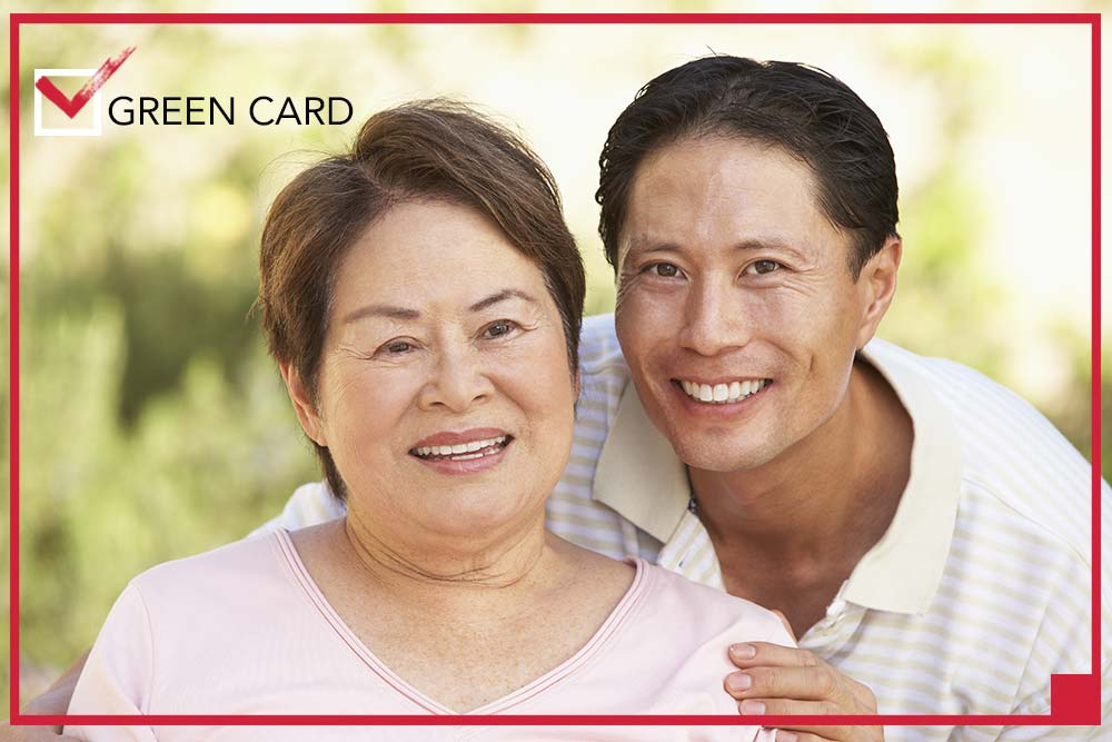 dating for green card